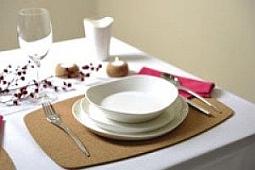 lėkštės, vazos
