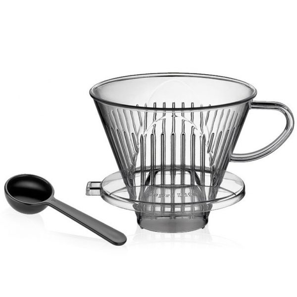 akrilinis kavos filtras