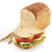 silikoninė duonos kepimo forma