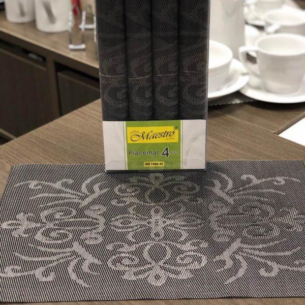 stalo servetėlių rinkinys